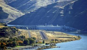 Ice Harbor Dam Snake River